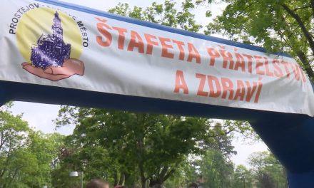 Žáci základních škol se utkali ve Štafetě přátelství a zdraví
