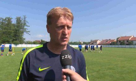 Fotbalisté 1. SK Prostějov se připravují na sezónu