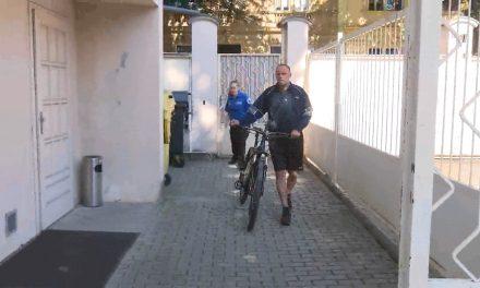 V Prostějově probíhá značení jízdních kol