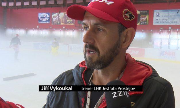 Letní příprava prostějovských hokejistů začala