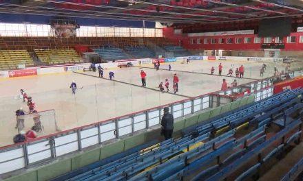 Zimní stadion je znovu v provozu