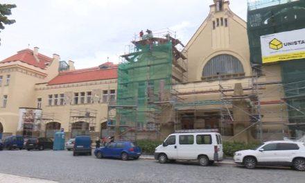 Pojďte se s námi podívat na rekonstrukci Národního domu