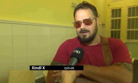 Prostějovské kulturní léto přivítalo Xindla X