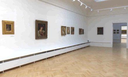 Muzeum představuje tvorbu Václava Brožíka