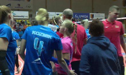 Hanácké volejbalové derby opanoval Prostějov