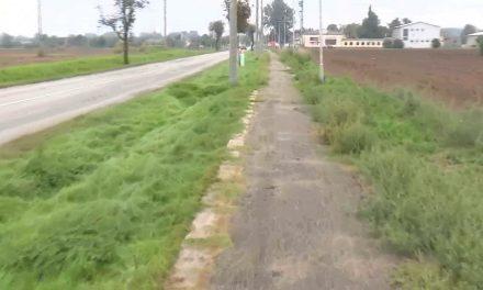 Cyklostezka v Určické ulici se začne stavět příští rok