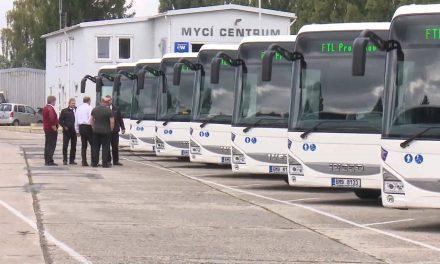 FTL má devět nových autobusů