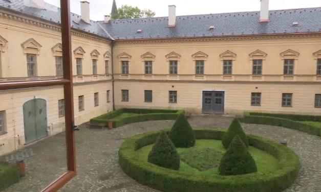 Zámek v Čechách pod Kosířem je Památkou roku
