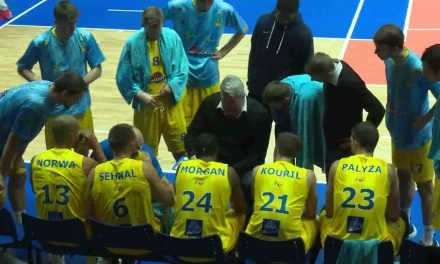 Basketbalisté Olomoucka prohráli se Svitavami
