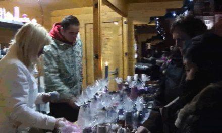 Prodej nápojů na Vánočních trzích bude šetrnější k životnímu prostředí
