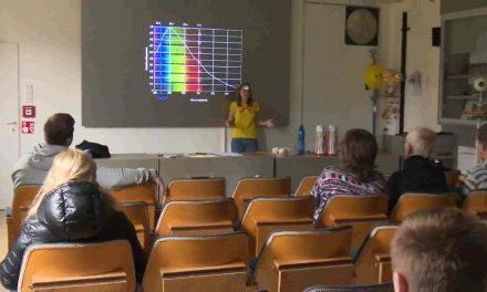 Na hvězdárně proběhl Týden vědy a techniky