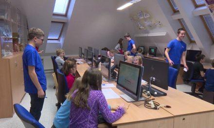 Informační centrum pro mládež připravilo počítačovou soutěž