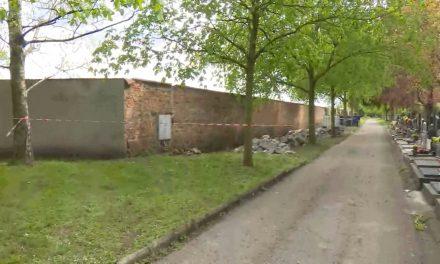 Městský hřbitov rozšíří kapacitu kolumbárií