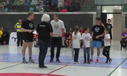 Profesionálové v Prostějově sportovali se školáky
