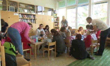 Mateřské centrum Cipísek zorganizovalo Andělský týden