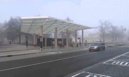 Nový dopravní terminál už slouží veřejnosti