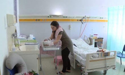 První letošní prostějovské dítě se jmenuje Lia