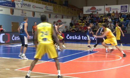 Basketbalisté hostili Kolín a porazili jej 104 : 77