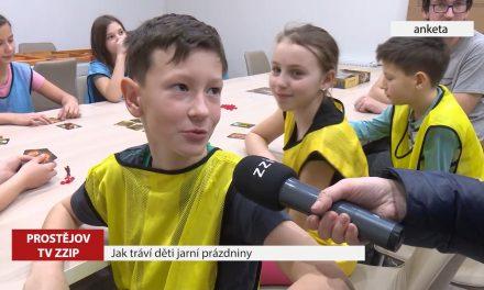 Jak děti z Prostějova trávily jarní prázdniny?