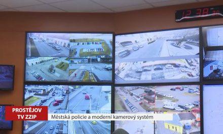 Město modernizuje kamerový systém