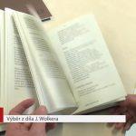 Městská knihovna vydává výbor z díla Jiřího Wolkera