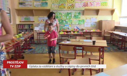 Zápisy do základních škol jsou letos bez osobní účasti dětí