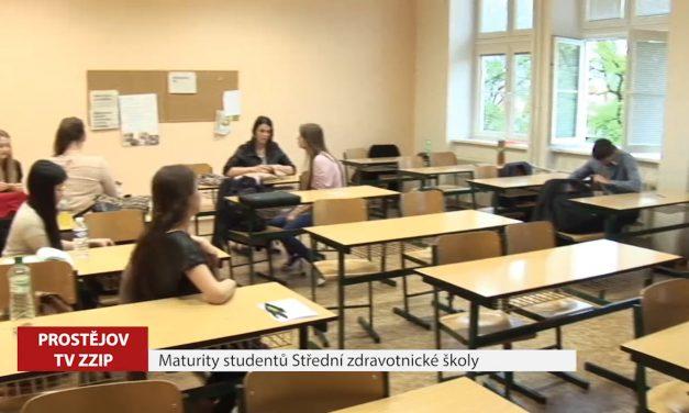 Jak budou vypadat maturity studentů Střední zdravotnické školy?
