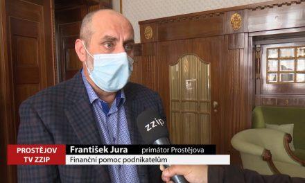 Město Prostějov pomůže dalším podnikatelům