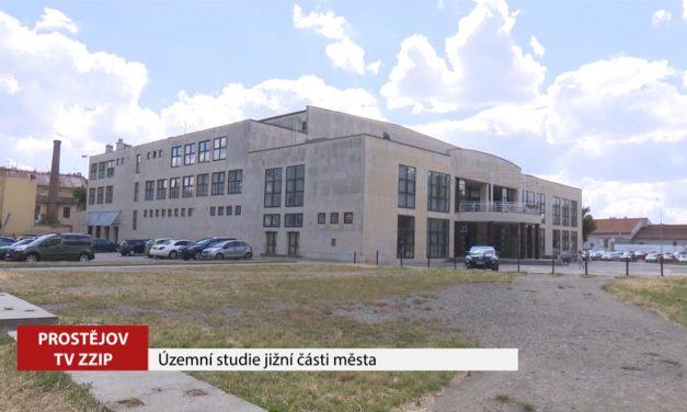 Územní studie bude řešit jižní část centra města
