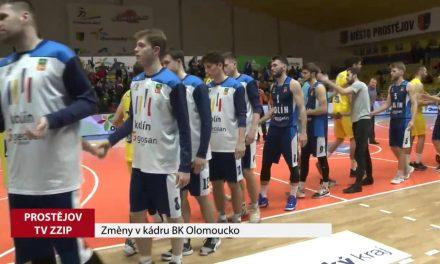 BK Olomoucko mění kádr