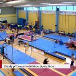Začaly přípravy na dětskou olympiádu