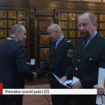 Primátor ocenil pracovníky integrovaného záchranného systému