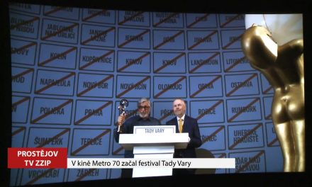 V kině Metro 70 začal festival Tady Vary