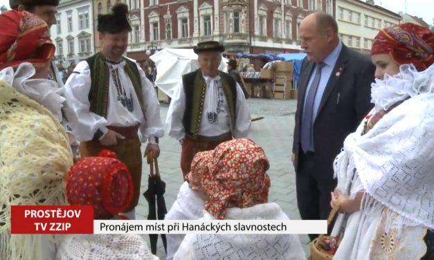 Od 12. do 13. září proběhnou Prostějovské hanácké slavnosti
