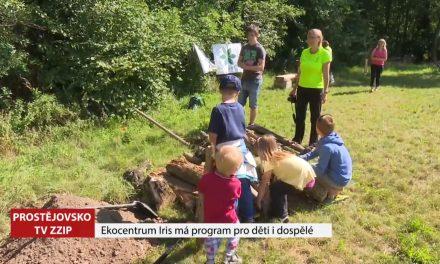 Ekocentrum Iris má program pro děti i dospělé