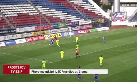 1. SK Prostějov startuje další fotbalovou sezonu