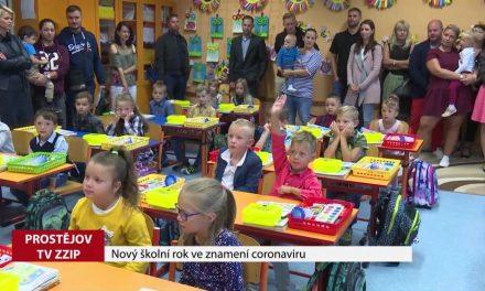 Nový školní rok ve znamení koronaviru