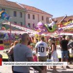 Hanácké slavnosti poznamenaji opatření proti koronaviru