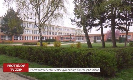 Reálné gymnázium ponese Wichterleho jméno