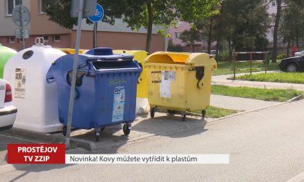 Kovy můžete nyní v Prostějově vytřídit k plastům