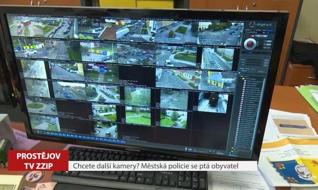 Cítíte se bezpečně, ptá se prostějovská městská policie