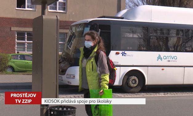 Krajský koordinátor dopravy přidává spoje pro školáky
