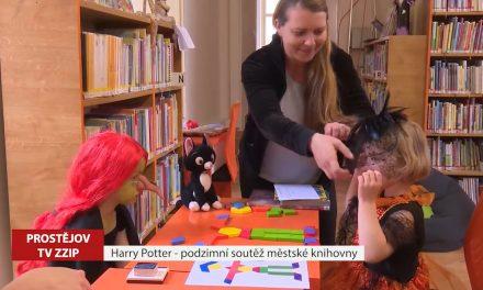 K podzimní soutěži městské knihovny patří Harry Potter
