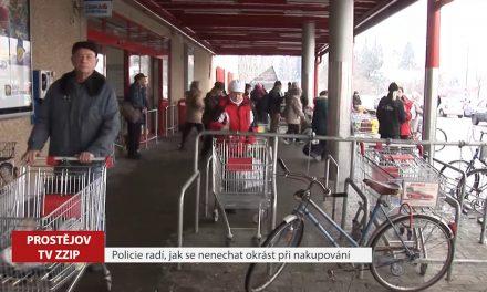 Policie radí, jak se nenechat okrást při nakupování