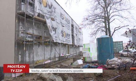 Přístavba zimního stadionu bude hotová do konce dubna