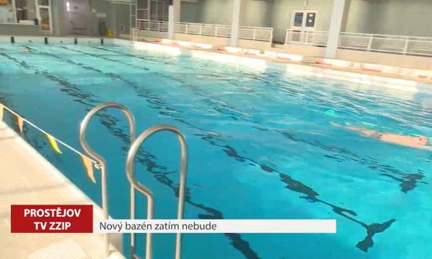 Nový bazén bude velmi nákladný, zatím na něj nejsou peníze