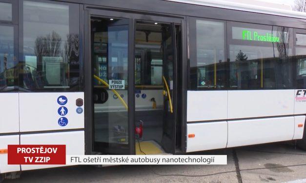 FTL ošetří městské autobusy nanotechnologií
