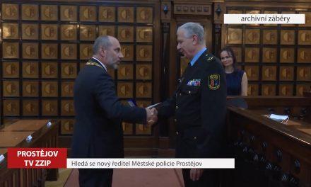Hledá se nový ředitel Městské policie Prostějov
