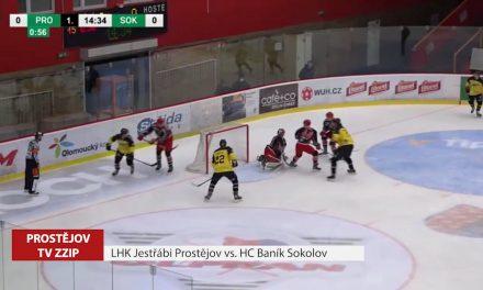 LHK Jestřábi Prostějov x HC Baník Sokolov