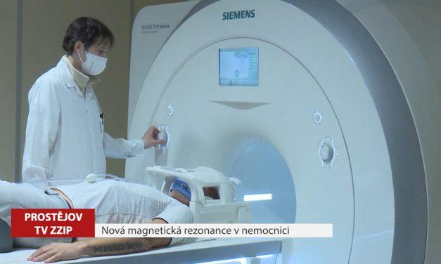 Nová magnetická rezonance v nemocnici